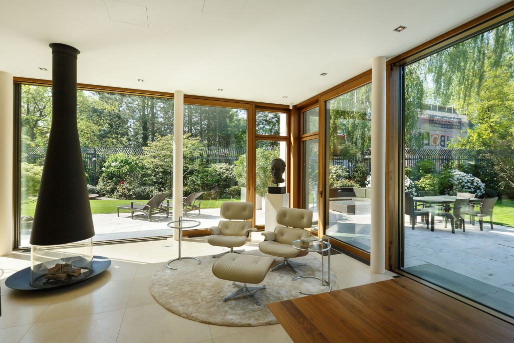 Villa Dahlem marlies timm architektur villa gelfertstrasse berlin dahlem